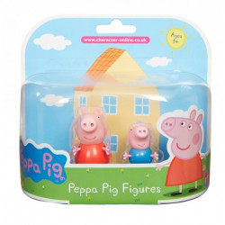 Peppa Pig Twin Pack Figures