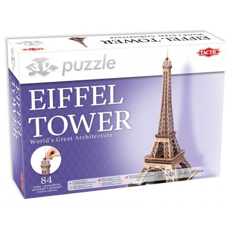 3D Puzzel Eiffel Tower