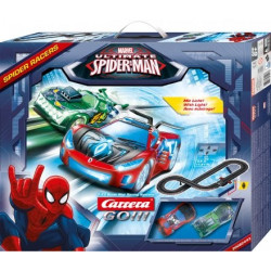 Carrera Spider Racers