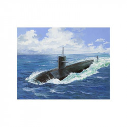 US Navy Submarine USS Dallas 1:400*