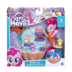 MPL The Movie underwater scene Pinkie Pie