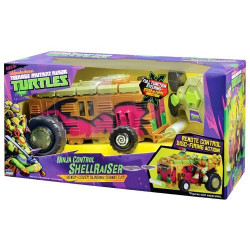 Turtles ninja rc shellraiser