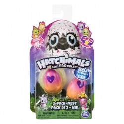 Hatchimals colleggbles 2 p
