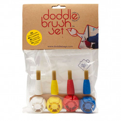 Doddlebrush set