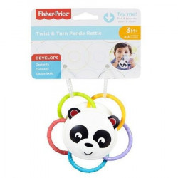 Twist n Turn Rattle Panda