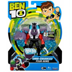 Ben 10 Basic fig, Omni-Enhanced Four Arms
