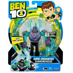 Ben 10 Basic fig Omni-Enhanced Diamondhead