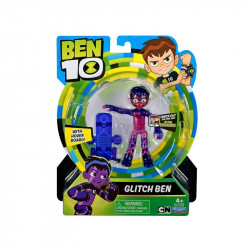 Ben 10 Basic Figures, Glitch Ben
