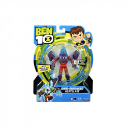 Ben 10 Basic Fig Omni-Enhanced, Heatblast