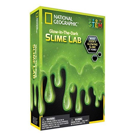 NG Slime Science Kit Green