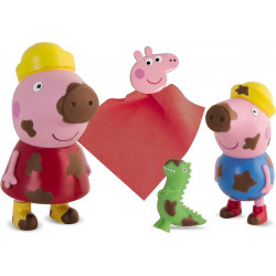 Peppa & George Magicstains