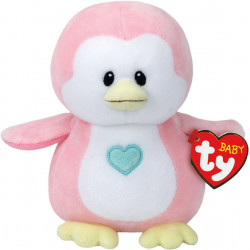 TY Baby Ty Penny - Pink Penguin