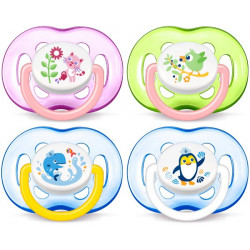 Avent Soother 18+ 2Pack