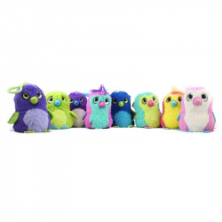 Hatchimals 9cm Plush Clip