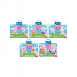 Bath figures 2-pack Peppa Pig
