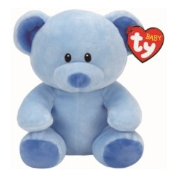 TY Baby Ty Lullaby-Blue Bear
