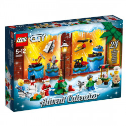 Lego 60201 City Adventskalender 2018