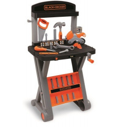 Black & Decker Workbench with 15 tools