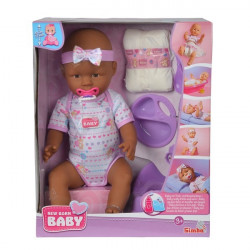 New Borb Baby Ethnic Doll