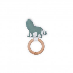 Jollein Bitring 7cm Safari forest green