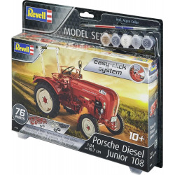 Model Set Porsche Junior 108 (easy click) 1:24