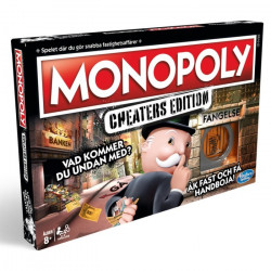 Monopoly Cheaters Edition SE