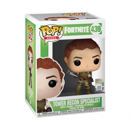 Funko! POP VINYL Fortnite S1 Tower Reacon Specialist