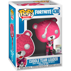 Funko! POP VINYL Fortnite S1 Cuddle Team Leader