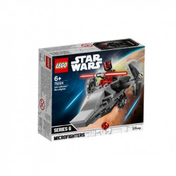 Lego 75224 Sith Infiltrator Microfighter V29