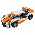 Lego 31089 Orange racerbil V29
