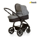 Hauk Atlantic Plus Trioset Melange grey/caviar