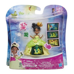 Disney Princess Small Doll Spin A Story Tiana