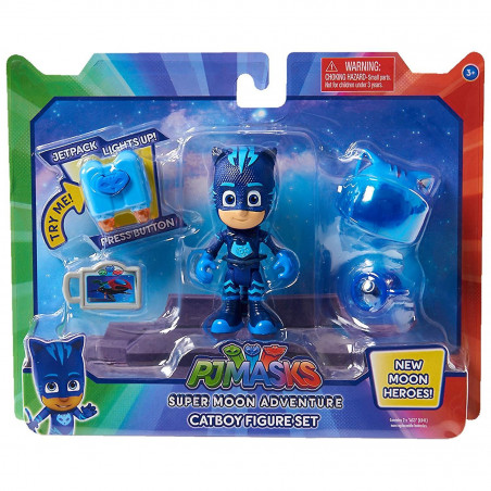 PJ Masks Super Moon Figure Set