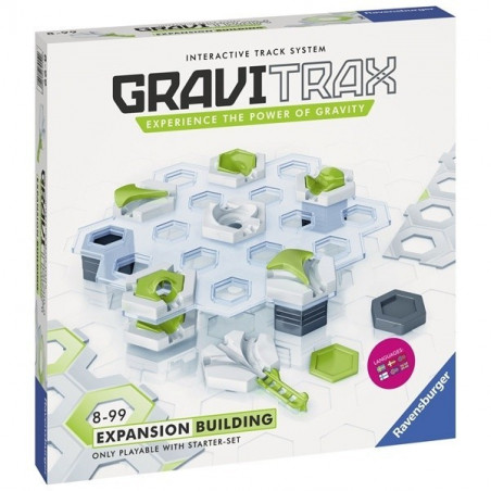 GraviTrax Building ecpansion building SV/DA/FI/NO/EN