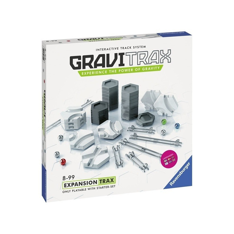 GraviTrax Building expansion trax SV/DA/FI/NO/EN