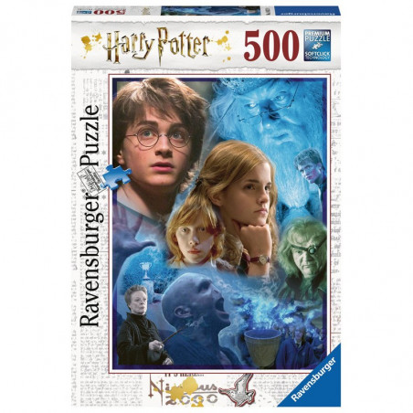 Ravensburger Pussel Harry Potter at Hogwarts 500pcs