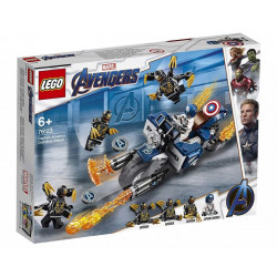 Lego 75123 Captain America: Outriders Attack