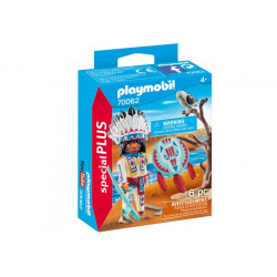 Playmo 70062 Native American Chief