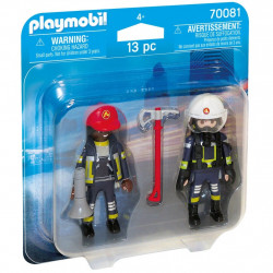Playmo 70081 Rescue Firefighters