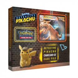 Pokemon Box Case File Detective Pikachu GX Charizard