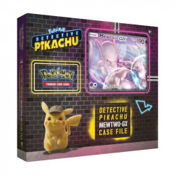 Pokemon Box Case File Detective Pikachu GX Character