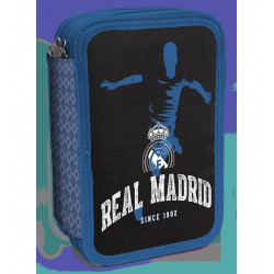 Pennfodral 3 zip Real Madrid
