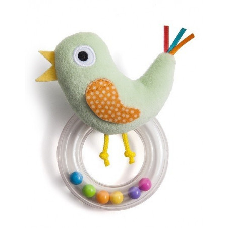 TAF Cheeky Chick Rattle