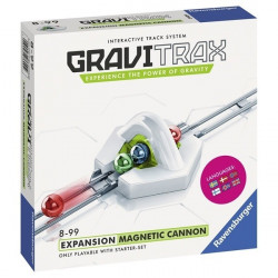 GraviTrax Building expansion Magnetic cannon