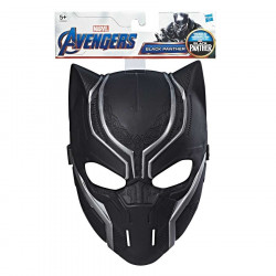 Avengers Hero mask BLACK PANTER