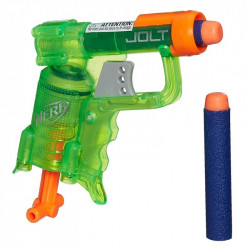 Nerf N-Strike Elite Jolt Transparent Color, ass