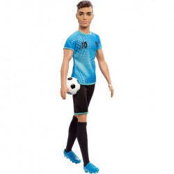 Barbie Ken Career doll fotbollsspelare