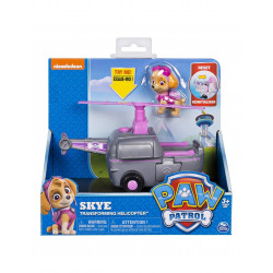 Paw Patrol Basic Vehicle with pup SKYE