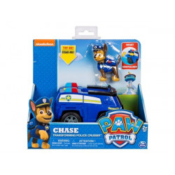 Paw Patrol Basic Vehicle with pup CHASE