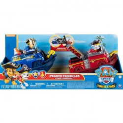 Paw Patrol Pirate Themed vehicles 2-pack CHASE & MARSHALL